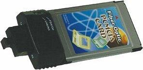 Allnet ALL0147, 1x 100Base-FX, Cardbus