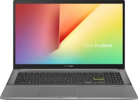 ASUS VivoBook S15 M533IA-BQ022T/S533IA-BQ022T Indie Black, Ryzen 5 4500U, 8GB RAM, 512GB SSD, DE (90NB0RF3-M00450)