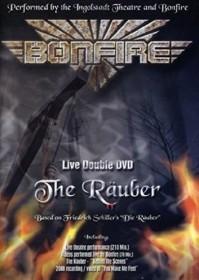 Bonfire - The Räuber Live (DVD)