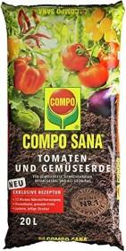 Compo Sana Tomaten- und Gemüseerde, 20l