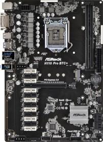 ASRock H110 Pro BTC+ (90-MXB5S0-A0UAYZ)