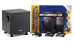 Creative Cambridge Soundworks Megaworks THX 2.1 250D (51000000AA273)