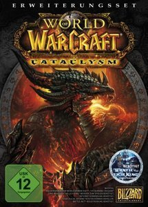 World of WarCraft - Cataclysm (add-on) (MMOG) (English) (PC/MAC)