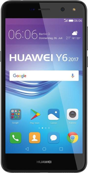Huawei Y6 (2017) Single-SIM grau