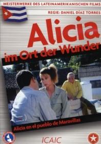 Alicia im Ort der Wunder (DVD)