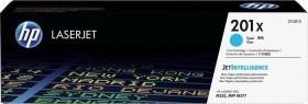 HP Toner 201X cyan hohe Kapazität (CF401X)