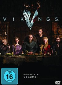Vikings Season 4.1 (DVD)