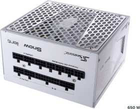 Seasonic Prime Snowsilent Platinum 650W ATX 2.4 (SSR-650PD2-SnowSilent/SSR-650P)