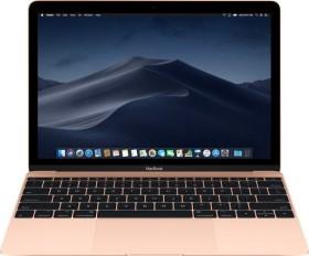 Apple MacBook 12 gold, Core m3-7Y32 OC, 8GB RAM, 256GB SSD [2018] [Z0VN] (MRQN2D/A)