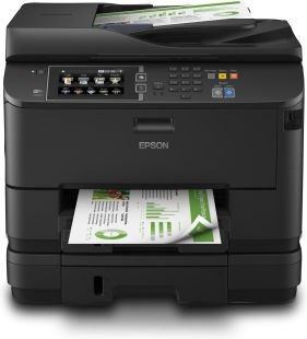Epson WorkForce Pro WF-4640DTWF, ink (C11CD11301)