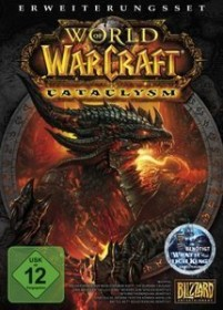 World of WarCraft - Cataclysm (Add-on) (MMOG) (PC)