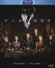 Vikings Season 4.1 (Blu-ray)