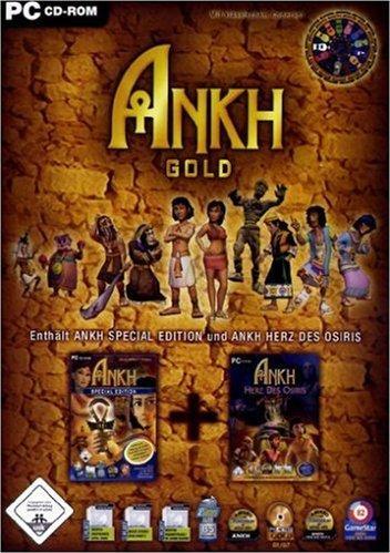 Ankh Gold (deutsch) (PC) -- via Amazon Partnerprogramm