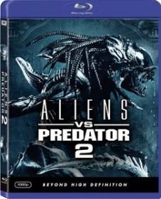 Aliens vs. Predator 2 (Blu-ray)