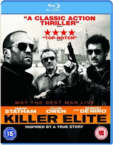 Killer Elite (Blu-ray) (UK) -- via Amazon Partnerprogramm