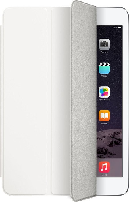 Apple iPad mini 3 Smart Cover white (MGNK2ZM/A)