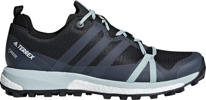 adidas Terrex Agravic GTX carbon/grey three/ash green (Damen) (CM7648) ab €  72,24