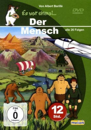 Es war einmal der Mensch Box (Vol. 1-6) -- via Amazon Partnerprogramm