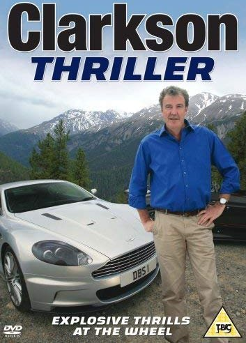 Car: Clarkson - Thriller (UK) -- via Amazon Partnerprogramm
