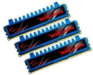 G.Skill RipJaws DIMM kit 12GB, DDR3-1600, CL7-8-7-24 (F3-12800CL7T-12GBRM)