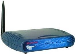 Allnet ALL0186 router, 11Mbps