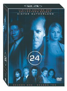 24 - Twenty Four Box (Season 1-2)