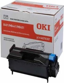 OKI Drum 44574307 black