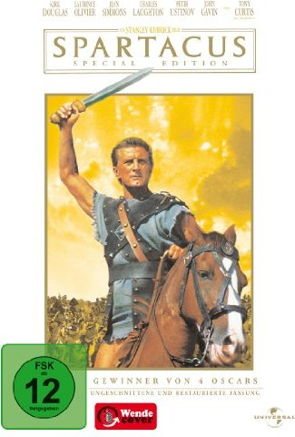 Spartacus (1960) (Special Editions) -- via Amazon Partnerprogramm