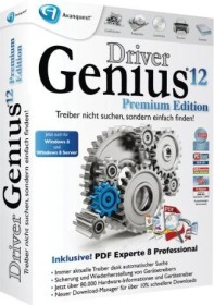 Avanquest Driver Genius 12 Premium Edition (deutsch) (PC)