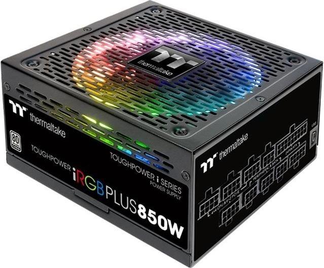 Thermaltake Toughpower iRGB Plus Platinum TT Premium Edition 850W ATX 2.4 (PS-TPI-0850F2FDPE-1)