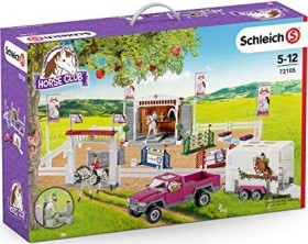 Schleich Horse Club - Playset Big horse show with riders and horses (72105)