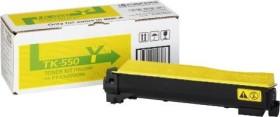 Kyocera Toner TK-550Y gelb (1T02HMAEU0)