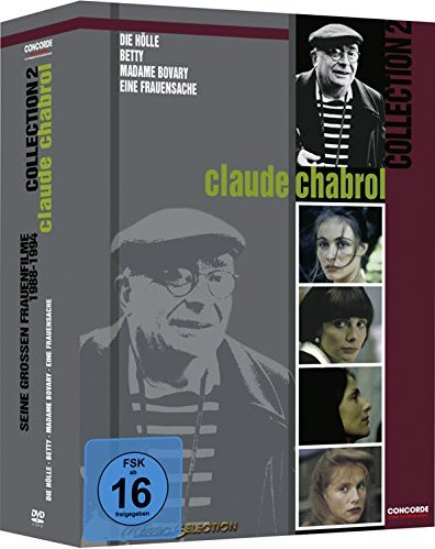 Claude Chabrol Collection -- via Amazon Partnerprogramm