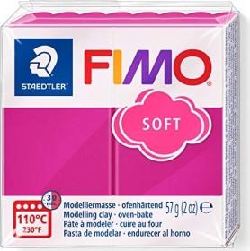 Staedtler Fimo Soft 57g himbeere (802022)