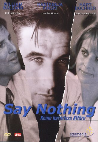 Say Nothing - Keine harmlose Affäre -- via Amazon Partnerprogramm