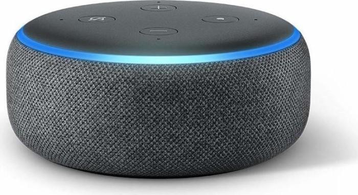 Amazon Echo Dot (Rev. 3) schwarz