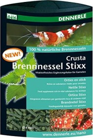 Dennerle Crusta nettle Stixx supplementary food for shrimp, 30g (5866)