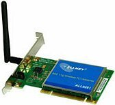 Allnet ALL0281, PCI