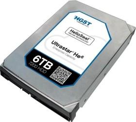 HGST Ultrastar He8 6TB, 4Kn ISE, SATA 6Gb/s (HUH728060ALN600/0F23663)