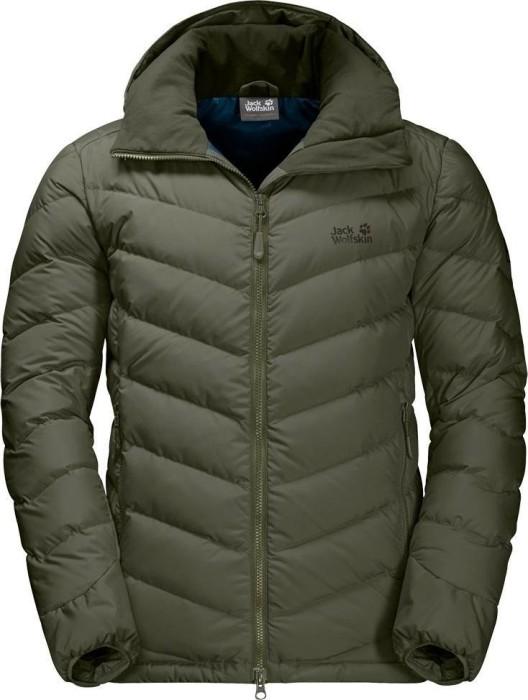 the cheapest official supplier newest collection Jack Wolfskin Fairmont Jacke woodland green | Preisvergleich ...