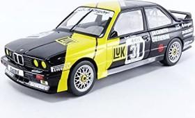 Schuco Solido BMW E30 M3 black #31 (421189300)