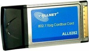 Allnet ALL0282, Cardbus