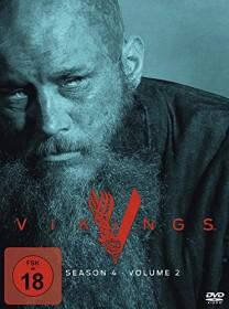 Vikings Season 4.2 (DVD)