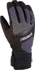 Reusch Theo R-Tex XT Skihandschuhe dress blue/neon green (4801232-469)