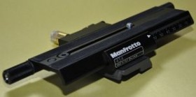 Manfrotto 454 sliding plate