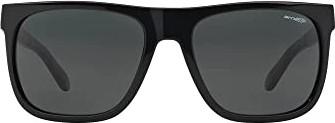 Arnette Herren Sonnenbrille »FIRE DRILL LITE AN4206«, schwarz, 22853R - schwarz/grün