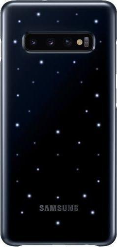 Samsung LED Cover für Galaxy S10+ schwarz (EF-KG975CBEGWW)