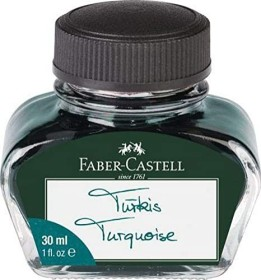 Faber-Castell Tintenglas ST53 türkis, 30ml (149855)