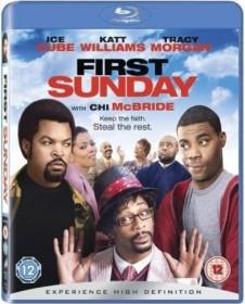 First Sunday (Blu-ray) (UK)