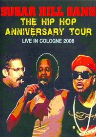 Grandmaster Melle Mel - Hip Hop Anniversary Europe Tour